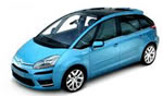 Antalya Rent A Car - Citroen C4 Picasso